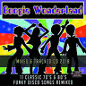Boogie Wonderland 70's & 80's Funky Disco REMIXED 2018 MIXED CD DJ High Quality
