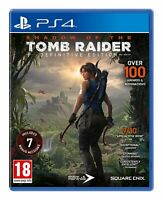 Shadow of the Tomb Raider - Definitive Edition PS4 PlayStation
