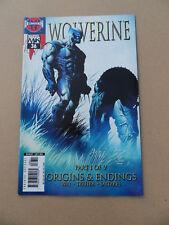 Wolverine (vol 3) 36 . Decimation / J.Quesada Cover . Marvel 2006 . VF - minus
