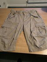 Mckenzie Cargo Shorts - Khaki - Medium