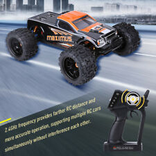 DHK 8382 85KM/H 1/8 Scale 120A Electric 4WD Brushless Monster Truck RC Car