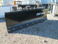 """Sno Way Snow Plow 29HD 7' 6"""" Complete Plow Package"""