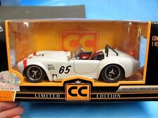 JADA COLLECTOR'S CLUB LIMITED EDITION 1965 SHELBY COBRA 427 S/C 1:24 CC