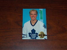 1993 CLASSIC 4 FOUR SPORT COLLEGE HOCKEY CARD KENNY JONSSON #195