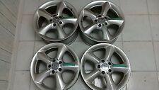 Genuine OEM Used Mercedes C230 5 Spoke Wheel SET E03181613