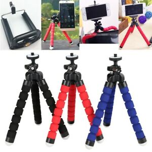Tripod for Phone Flexible Sponge Octopus Mini Tripod camera Phone Holder Stand