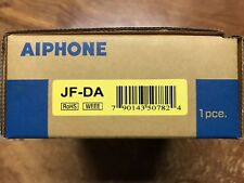 Home Security Systems Aiphone JF-DA Surface-Mount Audio/Video Door Station For