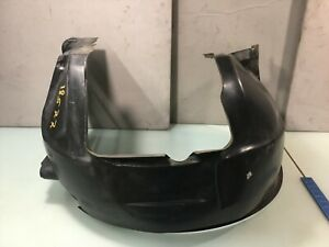 09-11 Jaguar XF Front Left Fender Liner Splash Shield OEM E