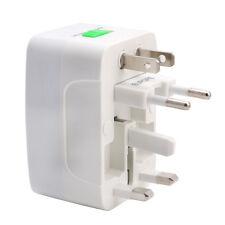 All-in-One Universal Travel Power Plug Adaptor Socket Converter for US UK EU AU
