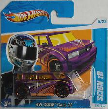 Hot Wheels - Scion xB violett Neu/OVP