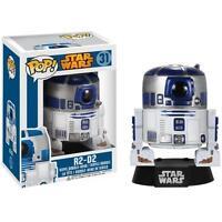 NEW Star Wars R2-D2 R2 D2 R2D2 31 POP! MOVIE Vinyl Bobblehead Bobble Head Funko