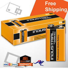 9V Duracell Industrial Strength ProCell Professional Battery PC1604 A2410 6LR61