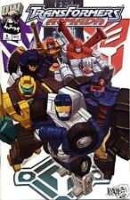 Transformers: Armada #5 Comic Book - DreamWave