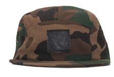 Diamond Supply Co. Ripstop Camo 5-Panel Hat Cap Smoker's Mac Miller Puma Clyde