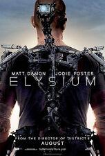 Elysium  DVD  -ex rental/noleggio
