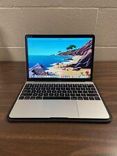 Apple MacBook A1534 12 inch - 1.3 GHz Core M, 8 GB, 256hd MF855LL/A (Early 2015)
