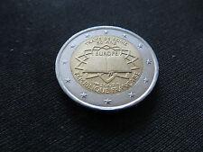 2 euros commemorative France 2007 Traité de Rome 50 ans