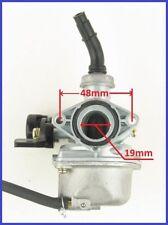 19mm Carburetor PZ19 Carb for Chinese 50 70 90 110 cc ATV Quad 4 Wheeler