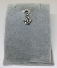 Small, Bumble, Honey BEE Charm, Bead fits European & Charm Bracelets - G126