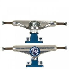"""1 x Independent Stage-II Grant Taylor GC 139 Hollow Truck Silver/Blue 8.00"""""""