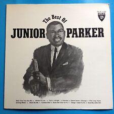 Junior Parker-The Best Of-1973 Duke-ABC-COMP-M-/M- UNPLAYED -BLUES- Funk- Soul