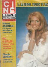 Dalida Ciné Revue 04/1980