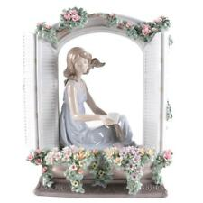 Thinking Of Love Lladro Figure Item #01007693 Retired