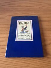 The Vicar Of Nibbleswicke ~ Roald Dahl - 1st UK Edition Guild Publishing HB 1991