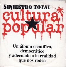 Siniestro Total Cultura Popular CD Single Ilegales Ciudad Jardin