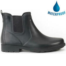 Aigle Carville Mens Waterproof  Wellies Wellington Chelsea Ankle Boots Size 7-11