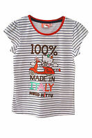 HELLO KITTY MINNIE MOUSE GIRLS T SHIRT TOP AGE 2 3 4 5 6 7 8 FREE P&P BNWT (KDG)