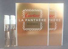 2 LA PANTHERE by Cartier EDP Samples   FREE GIFT   ON SALE  NEW YEAR   BEST BUY
