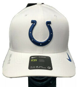 Nike Philip Rivers Team White NFL Indianapolis Colts OSFA Cap Trucker Hat New