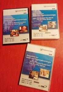 Weiterbildung Fernuni Hagen - Gespräche zur Stadt und Regionalsoziologie (DVD)