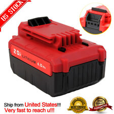 Hot For PORTER CABLE PCC685L PCC740B 20Volt Max Lithium-Ion 20V 6.0Ah Battery US