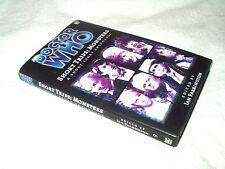 Book Hardback Doctor Who Short Trips 9: Monsters