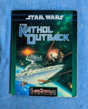 STAR WARS The Kathol Outbreak 1996 Roleplaying Game Book Dark Stryder Campaign