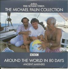 MICHAEL PALIN - AROUND THE WORLD IN 80 DAYS - ANCIENT MARINERS - TIMES PROMO DVD