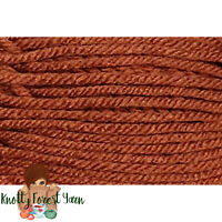 Uptown Worsted Universal Yarn RUST BROWN Acrylic #4 All Purpose 180yd 100gr