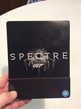 James Bond 007 Spectre Blu-ray Limited Edition Steelbook Daniel Craig
