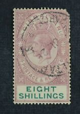 Ckstamps: Gb Stamps Collection Gibraltar Scott#74 Used Pulled Perfs