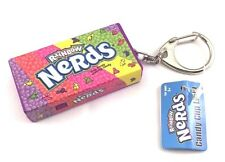 American Candy 3D LED Light Torch Keychain  Mini Flashlight NERDS Sweets