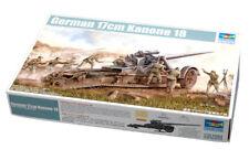 Trumpeter 9362313 Deutsche 17-cm-Kanone 18 1:35 Modellbausatz Geschütz