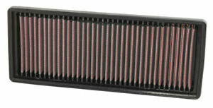 K&N Replacement Air Filter for Smart Fortwo, Cabrio / 33-2417