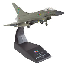 DIE-CAST MODEL PLANE - 40607 - Eurofighter Typhoon - Scale - 1:100
