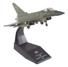 DIE-CAST MODEL PLANE - 40607 - Eurofighter Typhoon - Scale - 1:100