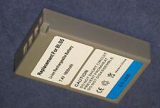 Batterie 1600mAh type BLS-5 BLS-50 PS-BLS5 Pour Olympus E-M10