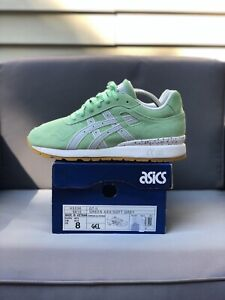 ASICS GT-II 2 'Green Ash' Size 8 DS