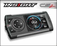 Edge Insight CS2 Monitor Gauge Display 84030 1996+ OBD2 Vehicles FREE SHIPPING!!