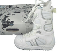 NEW Burton Coco Snowboard Boots! US 4 UK 2.5 Mondo 21 Euro 34  Traditional Lace